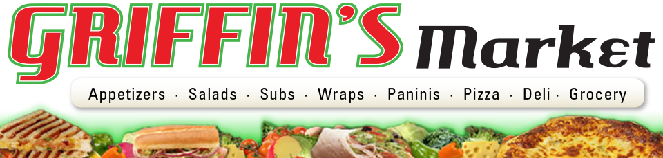 Griffin's Market -  Pizza & Subs - Coxsackie NY